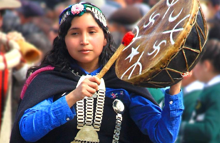 Cuál era la importancia y el rol de la mujer en la cultura mapuche?