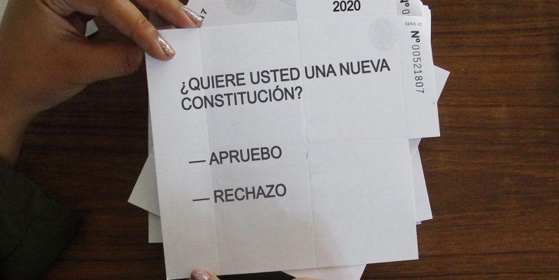 Gobierno y Servel acuerdan efectuar plebiscito del 25 de octubre en una  sola jornada extendida
