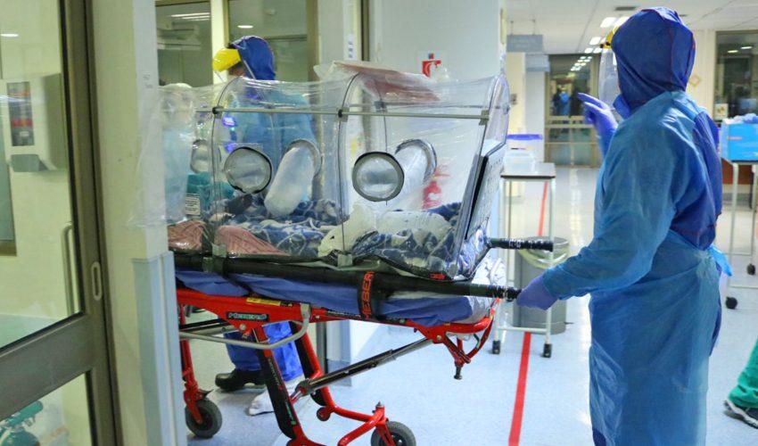 Casos nuevos de Covid-19 suben a 8.195, un nuevo récord de la pandemia